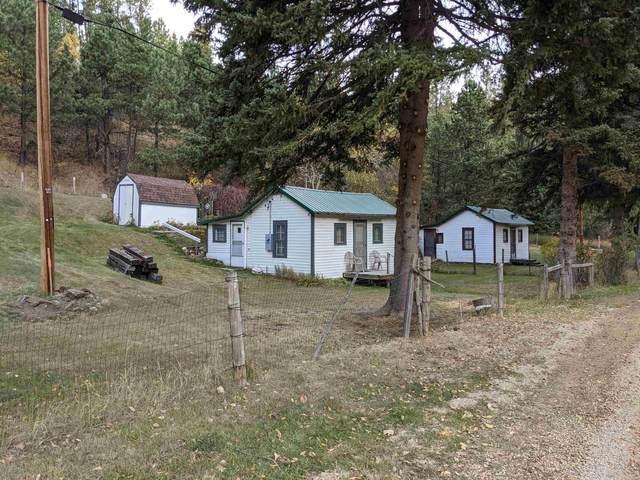 12118 Galena Road, Deadwood, SD 57732 (MLS #70039) :: Christians Team Real Estate, Inc.