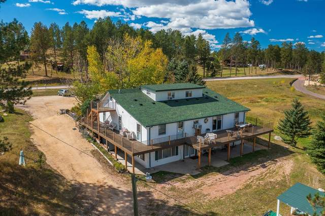 25234 Highway 385, Custer, SD 57730 (MLS #70045) :: Black Hills SD Realty