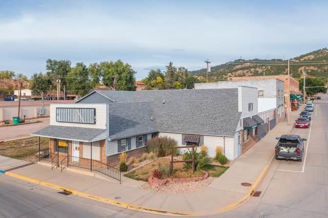 103 N River Street, Hot Springs, SD 57747 (MLS #70047) :: VIP Properties