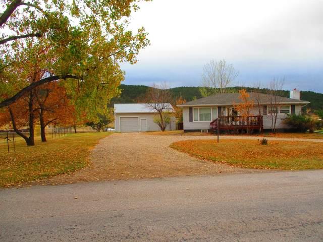 8031 Blucksberg Drive, Sturgis, SD 57785 (MLS #70053) :: Christians Team Real Estate, Inc.