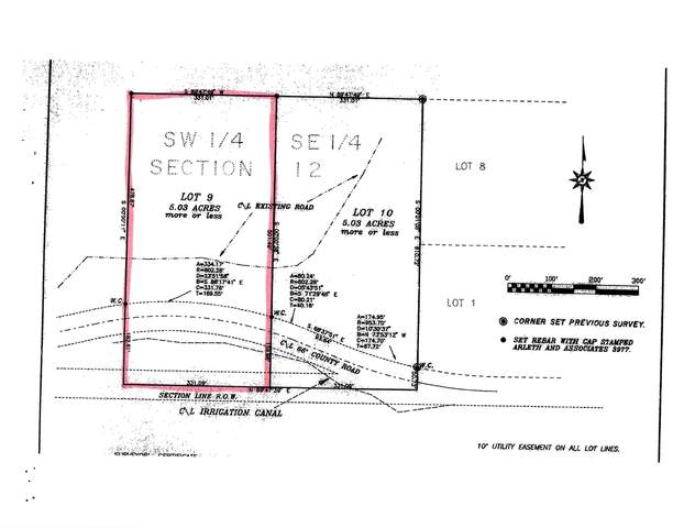 Lot 9 Snoma Road, Belle Fourche, SD 57717 (MLS #70095) :: VIP Properties