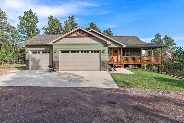 13540 Frontier Loop, Piedmont, SD 57769 (MLS #70172) :: Christians Team Real Estate, Inc.