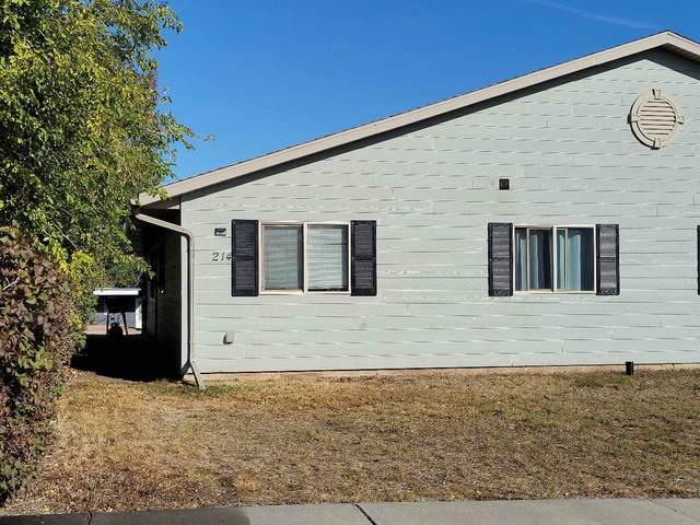 214 E College Avenue, Rapid City, SD 57701 (MLS #70173) :: Christians Team Real Estate, Inc.
