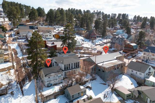 118 Galena Street, Lead, SD 57754 (MLS #70210) :: Dupont Real Estate Inc.