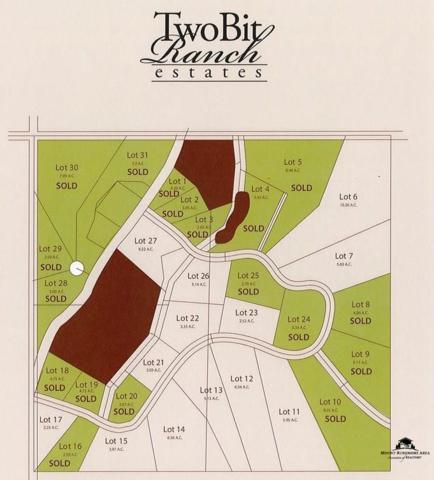 Lot 12 Two Bit Road, Sturgis, SD 57785 (MLS #47649) :: Dupont Real Estate Inc.