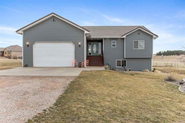 11225 Quaal Rd, Black Hawk, SD 57718 (MLS #57280) :: Christians Team Real Estate, Inc.