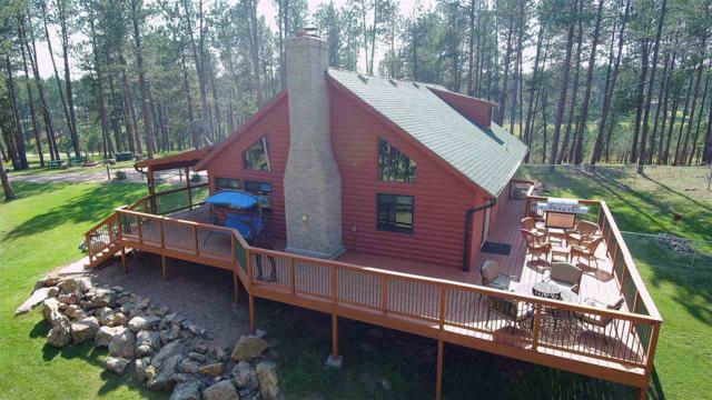 25575 Hazel Lane, Custer, SD 57730 (MLS #57745) :: Christians Team Real Estate, Inc.