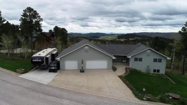 400 Mountain View Drive, Lead, SD 57754 (MLS #57907) :: Christians Team Real Estate, Inc.