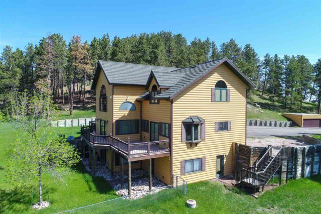 8207 Blucksberg Mtn. Road, Sturgis, SD 57785 (MLS #58155) :: Christians Team Real Estate, Inc.