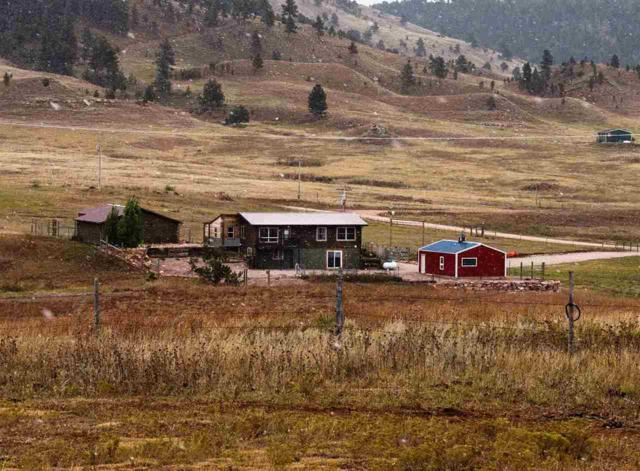 13000 Ridgeview Springs Road Road, Hot Springs, SD 57747 (MLS #59787) :: Christians Team Real Estate, Inc.
