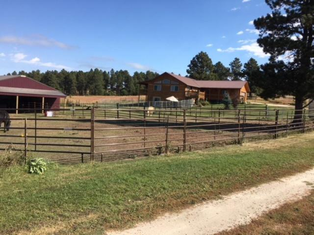 25432 Sidney Park Rd, Custer, SD 57730 (MLS #60109) :: Dupont Real Estate Inc.