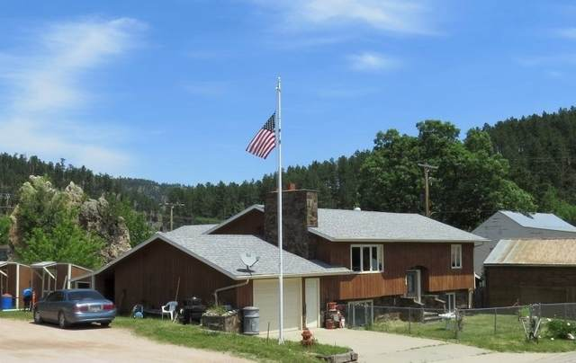 404 Mitchell Street, Keystone, SD 57751 (MLS #60135) :: Dupont Real Estate Inc.