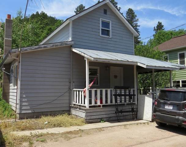 503 2nd Street, Keystone, SD 57751 (MLS #60145) :: Dupont Real Estate Inc.