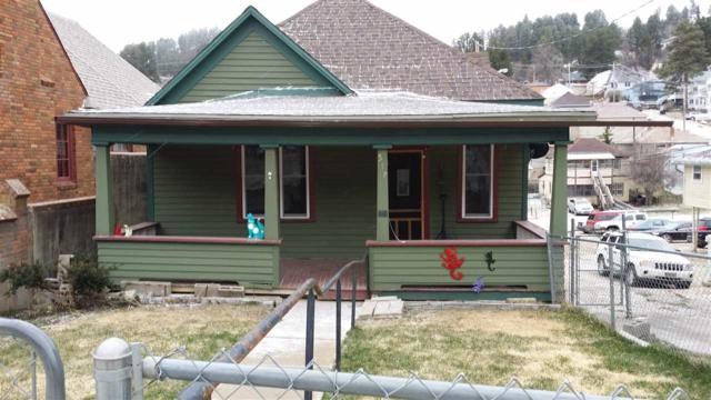 517 S Main Street, Lead, SD 57754 (MLS #61155) :: Dupont Real Estate Inc.
