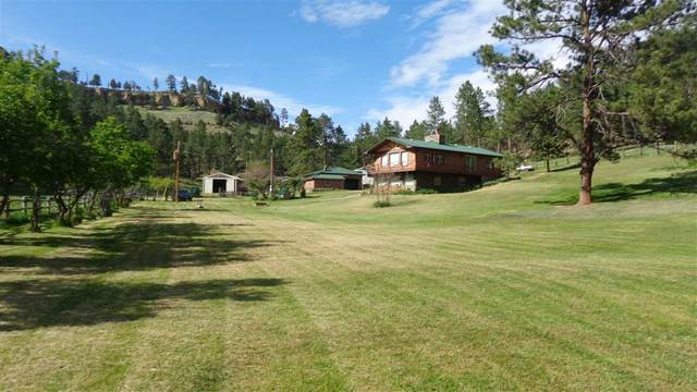 166 Thorn Divide Road, Carlile, WY 82721 (MLS #62281) :: Dupont Real Estate Inc.