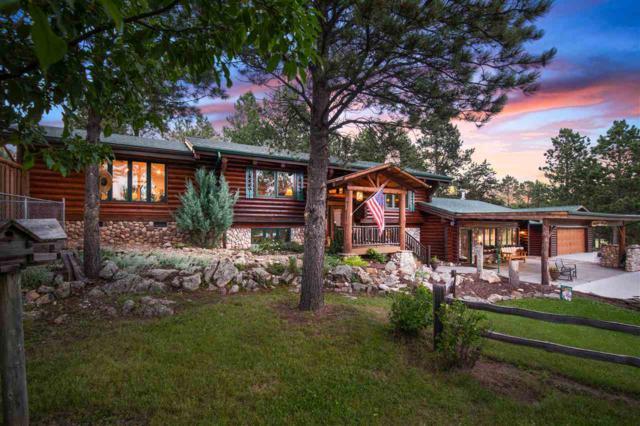12350 Moss Rock Lane, Custer, SD 57730 (MLS #62282) :: Christians Team Real Estate, Inc.