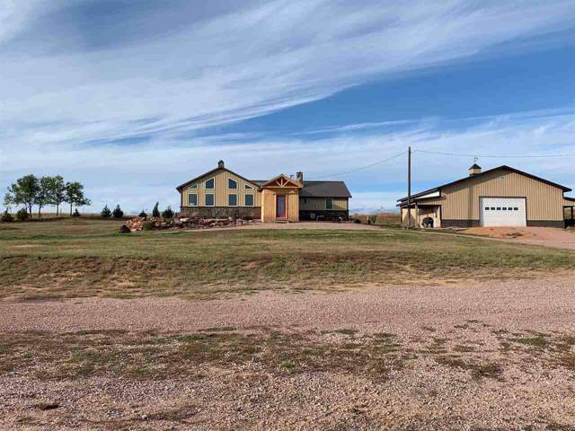 27128 Big Valley Road, Hot Springs, SD 57747 (MLS #62817) :: Christians Team Real Estate, Inc.