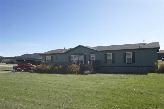 1320 Canal Street, Custer, SD 57730 (MLS #62922) :: VIP Properties
