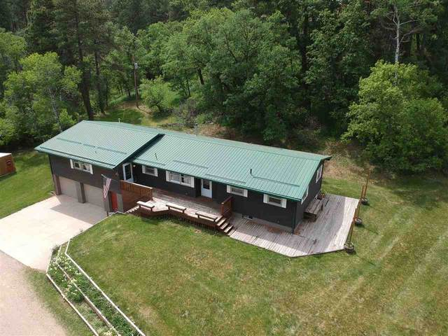 281 Canyon Road, Sundance, WY 82729 (MLS #63060) :: Dupont Real Estate Inc.