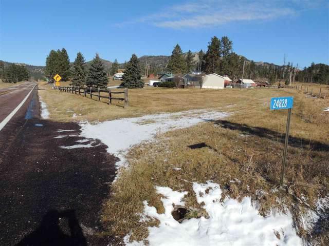 24828 Sylvan Lake Rd, Custer, SD 57730 (MLS #63071) :: Christians Team Real Estate, Inc.