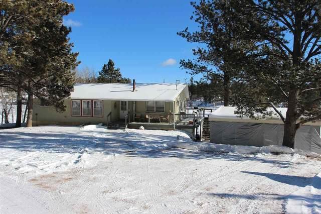 24940 Four Wheel Drive, Custer, SD 57730 (MLS #63593) :: Dupont Real Estate Inc.