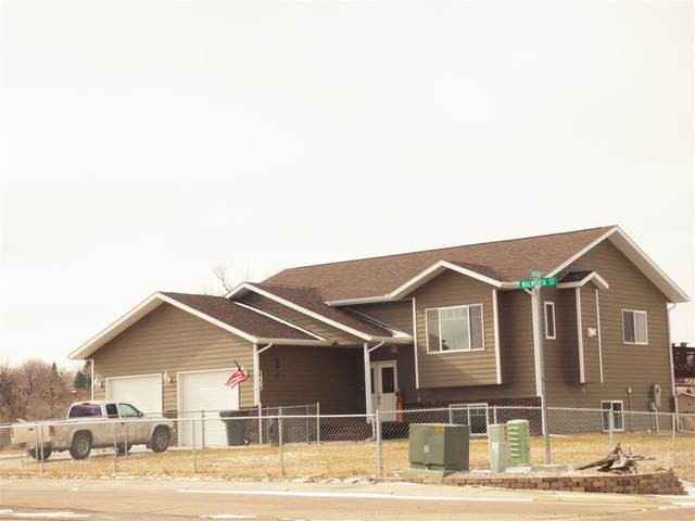 1467 Walworth, Belle Fourche, SD 57717 (MLS #63784) :: Dupont Real Estate Inc.