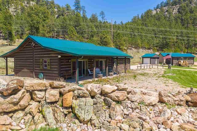 25860 Highway 385, Custer, SD 57730 (MLS #64046) :: Christians Team Real Estate, Inc.