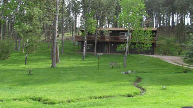 12735 N Prairie Creek Road, Hill City, SD 57745 (MLS #64138) :: Dupont Real Estate Inc.