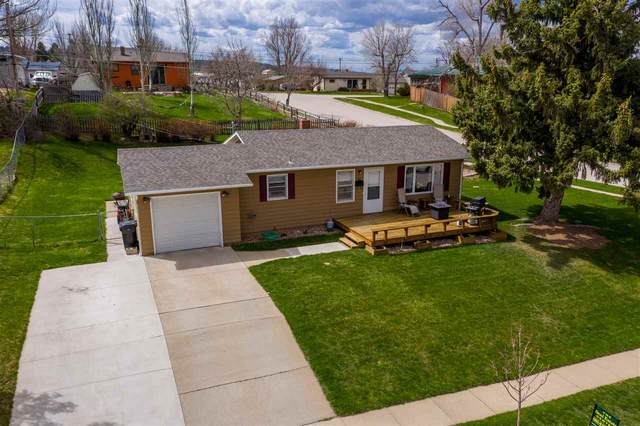 1021 Spartan Drive, Spearfish, SD 57783 (MLS #64353) :: Christians Team Real Estate, Inc.