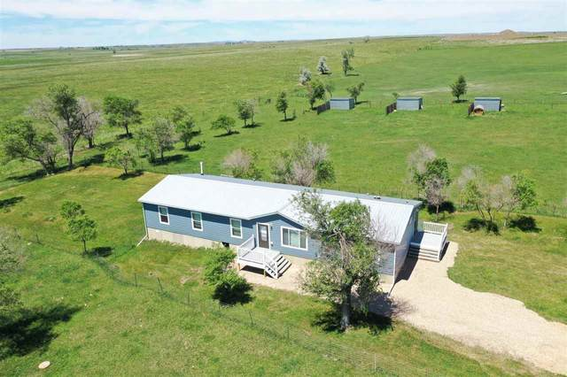 13280 Old Highway 212, Newell, SD 57760 (MLS #64498) :: Dupont Real Estate Inc.
