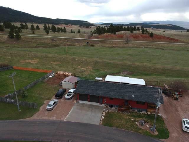 210 Vista Lane, Sundance, SD 82729 (MLS #64535) :: Christians Team Real Estate, Inc.