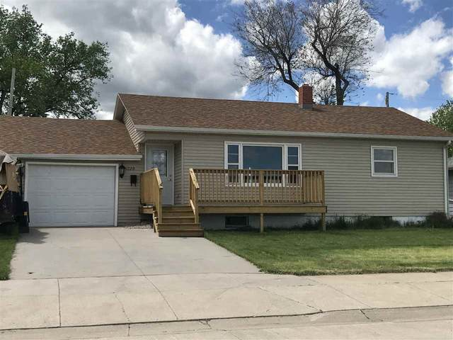 1720 13th Avenue, Belle Fourche, SD 57717 (MLS #64736) :: Dupont Real Estate Inc.