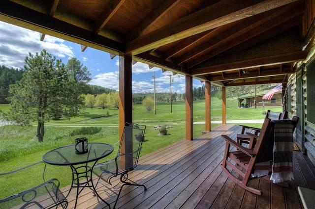 12326 Benchmark Road, NEMO, SD 57759 (MLS #64792) :: Dupont Real Estate Inc.