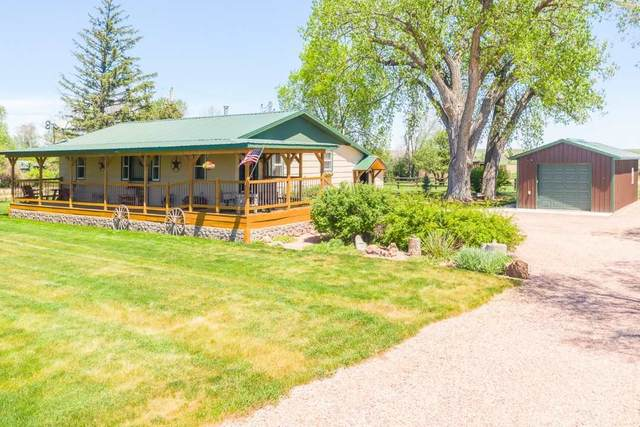 160 Fairgrounds Place, Hermosa, SD 57744 (MLS #64820) :: Christians Team Real Estate, Inc.