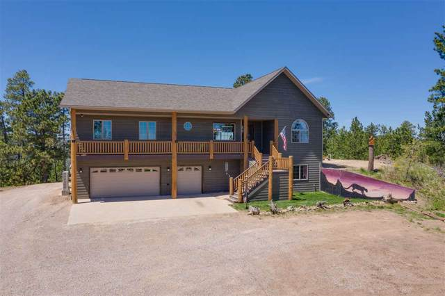 20703 Morning Star Road, Lead, SD 57754 (MLS #64823) :: Dupont Real Estate Inc.