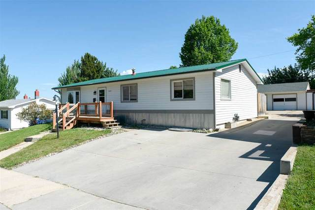 1205 W Jackson Boulevard, Spearfish, SD 57783 (MLS #64883) :: Dupont Real Estate Inc.