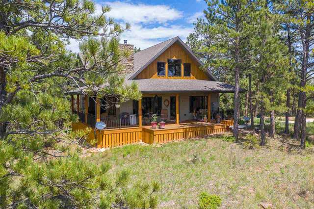 12868 Sapphire Lane, Hot Springs, SD 57747 (MLS #64969) :: Dupont Real Estate Inc.