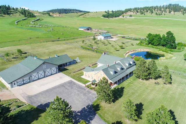 11904 Crook City Road, Whitewood, SD 57793 (MLS #65012) :: Dupont Real Estate Inc.