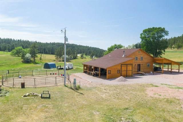 26741 Buffalo Butte Drive, Hot Springs, SD 57747 (MLS #65059) :: Christians Team Real Estate, Inc.