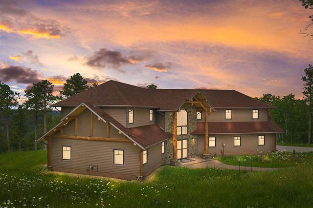 405 Mountain View Drive, Lead, SD 57754 (MLS #65216) :: Christians Team Real Estate, Inc.