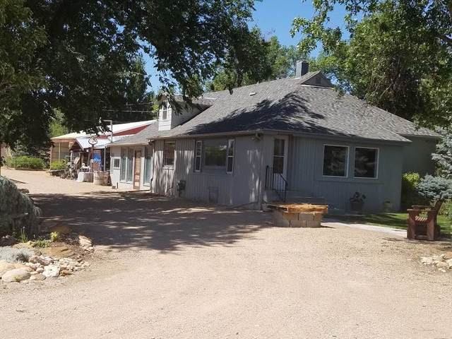 1728 5th Avenue, Belle Fourche, SD 57717 (MLS #65345) :: Dupont Real Estate Inc.