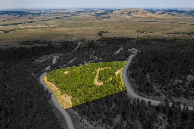 Lot 12 Centennial Vista Avenue, Spearfish, SD 57783 (MLS #65663) :: Dupont Real Estate Inc.