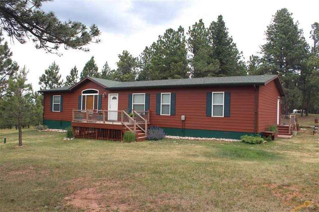 11962 Sundance Drive, Hot Springs, SD 57747 (MLS #65905) :: Daneen Jacquot Kulmala & Steve Kulmala