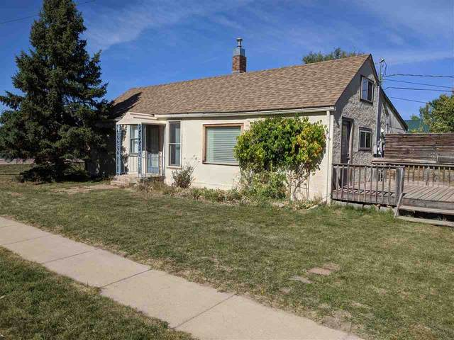 846 W Hill Street, Spearfish, SD 57783 (MLS #66025) :: Dupont Real Estate Inc.