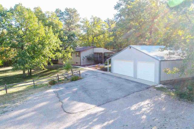 12031 Crook City Road, Whitewood, SD 57793 (MLS #66032) :: VIP Properties