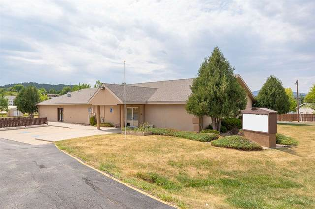 611 Dahl Road, Spearfish, SD 57783 (MLS #66052) :: Dupont Real Estate Inc.