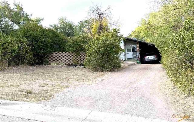 2314 Wilson Avenue, Hot Springs, SD 57747 (MLS #66057) :: Daneen Jacquot Kulmala & Steve Kulmala