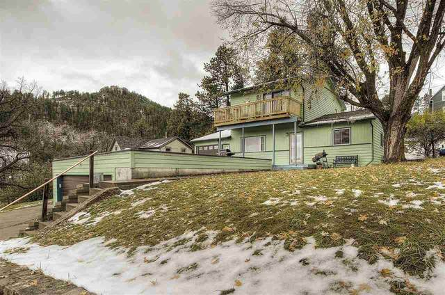 3 John Street, Deadwood, SD 57732 (MLS #66206) :: Christians Team Real Estate, Inc.