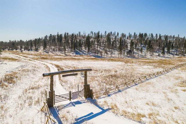 Lost Meadows Highway 85, Lead, SD 57754 (MLS #66381) :: Dupont Real Estate Inc.