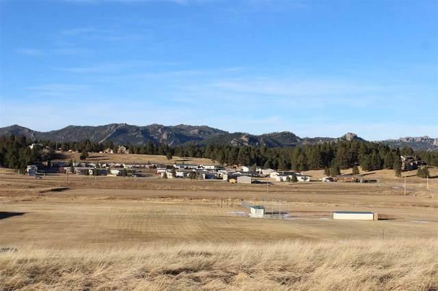 Lot 25 Rose Quartz Place, Custer, SD 57730 (MLS #66955) :: Dupont Real Estate Inc.